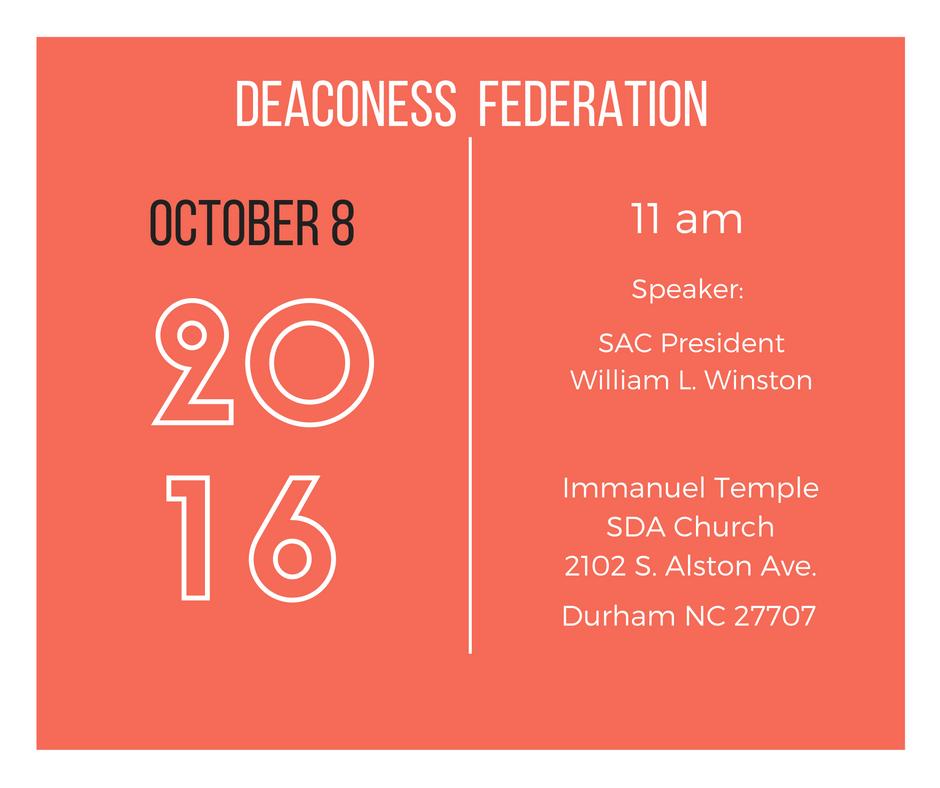 Deaconess Federation