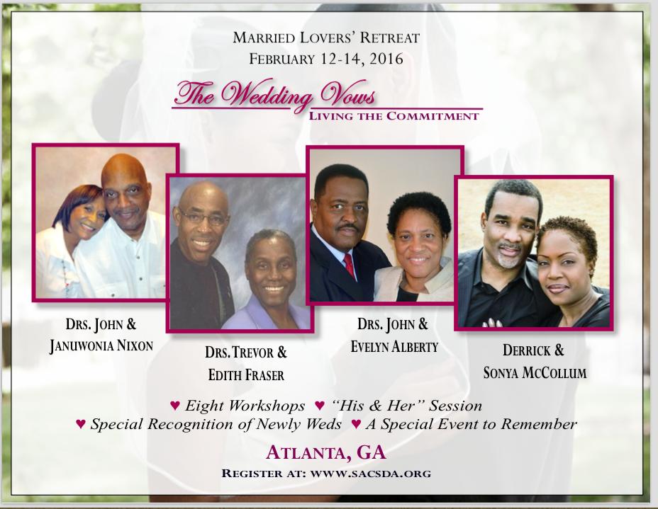SAC Married Lovers' Retreat